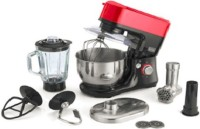 Black & Decker SM700 600 W Food Processor(Black, Red)