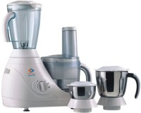 Bajaj Platini Px 80f 600 W Food Processor(White)