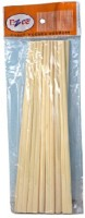 Ezee Eating Wood Chinese, Japanese Chopstick(Brown Pack of 250)