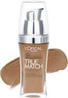 L'Oreal Paris True Match Super Blendable Makeup Foundation(Golden Capuccino - d8-w8, 30 ml)