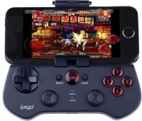 Speed iPega PG 9017S Bluetooth Wireless Multimedia for Android, iPhone, PC  Gamepad(Black, For PC)