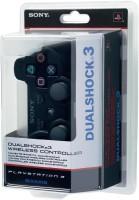 SONY N1158 DualShock 3  Gamepad(Black, For PS3)