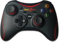 Redgear Pro Series (Wireless)  Gamepad(Black, For PC)