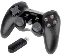 Nitho Wireless Vogue Pad(Black, For PS3)