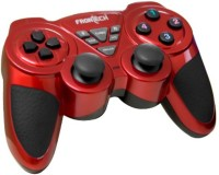 Frontech JIL-1731  Gamepad(Red, For PS3)
