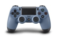 Sony DualShock 4 Wireless Controller (Limited Edition)  Gamepad(Gray Blue)