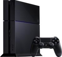 SONY PlayStation 4 (PS4) 500 GB(Black)