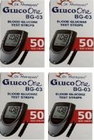 Dr. Morepen 200 Glucometer Strips