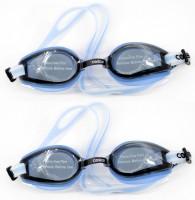 Cosco Aqua Dash (Senior) Swimming Goggles(Multicolor)