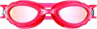 TYR Nest Pro Nano Mirrored Swimming Goggles(Red, Gold)