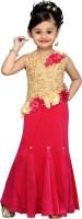 Aarika Ball Gown(Pink)