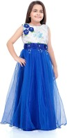Betty Straight Gown(Blue)