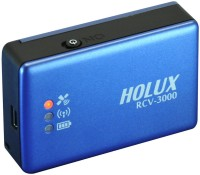 Holux RCV-3000 GPS Device(Blue, Black)