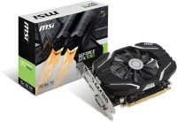 MSI NVIDIA GeForce GTX 1050 2G OC 2 GB GDDR5 Graphics Card(Black)