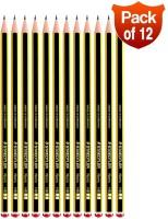 Staedtler Graphite 2HB Pencil(Pack of 12)