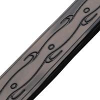 Yonex AC224EX Premium Core Type Grip(Black, Pack of 1)