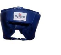 Xpeed Spar Boxing Head Guard(Blue)