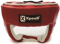 Xpeed Terminator Boxing Head Guard(Red)