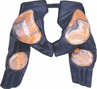 Teranga Hockey Ag With Attached Shoulder Guard Hockey Arm Guard(Brown)