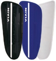 Nivia Performance Football Shin Guard(M, Blue)