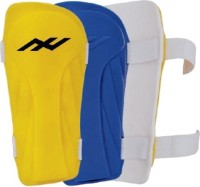 Nivia Vortex Football Shin Guard(L, Yellow)