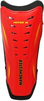 Vector X Manchester_and_L Football Shin Guard(L, Multicolor)
