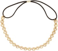 Arise ARISE ELASTIC HAIR BAND Head Band(Gold) - Price 140 76 % Off
