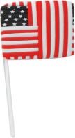 FashBlush Forever New Pop Flag Heart Lollipop Hair Accessory Set(Red, White, Blue) - Price 249 83 % Off
