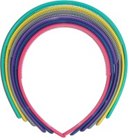 Indsights Matteset Hair Band(Multicolor) - Price 125 37 % Off