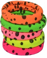 Indsights Trendsvilla Neon Collection Rubber Band(Multicolor) - Price 85 42 % Off