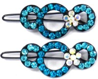 SPM Pair Of Elegant New Hairclips26 Hair Clip(Multicolor) - Price 200 83 % Off