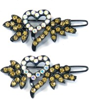 SPM Pair Of Elegant New Hairclips33 Hair Clip(Multicolor) - Price 200 83 % Off