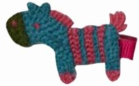 Pinkblueindia Lovely Horse Shaped Hair Pin(Turquoise)