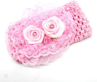 Eternz Rubberband Head Band(Pink)
