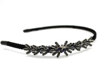 Eternz Rubberband Head Band(Black)