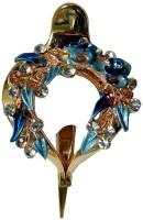 CraftEra Designer Clip Hair Clip(Blue)