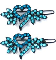 SPM Pair Of Elegant New Hairclips32 Hair Clip(Multicolor) - Price 200 83 % Off
