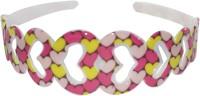 Fashionitz Love Hair Band(Pink) - Price 110 77 % Off