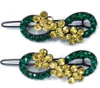 SPM Pair Of Elegant New Hairclips4 Hair Clip(Multicolor) - Price 200 83 % Off