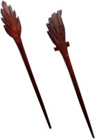 CraftEra Marble Stick Hair Pin(White)