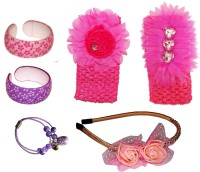 Twinkle Casual & stylish Hair Band Hair Accessory Set(Multicolor) - Price 650 78 % Off