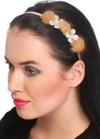 Arise ARISE HAIR BAND Head Band(Brown) - Price 145 70 % Off
