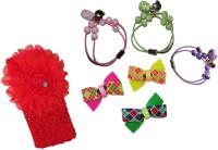 Bellazaara Floral Style Hair Accessory Set(Multicolor) - Price 570 81 % Off