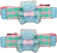 Jewelz Multicoloured Barret Clips For Kids Hair Clip(Multicolor) - Price 127 40 % Off