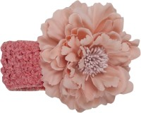 Funky Baby Camellia Head Band(Pink)