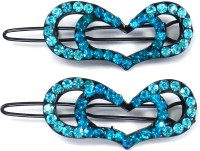 SPM Pair Of Elegant New Hairclips73 Hair Clip(Multicolor) - Price 200 83 % Off