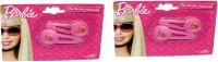 Mamaboo Barbie Pink Color Tic Tac Clip(Pink)