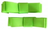 NeedyBee Double Deck Hair Clip(Green)