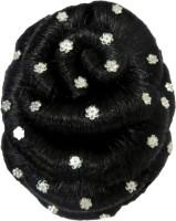 DCS Bridal Designer Wig Braid Extension(Black)