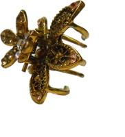Shubh 4u Beautiful_ad Hair Claw(Gold) - Price 199 86 % Off